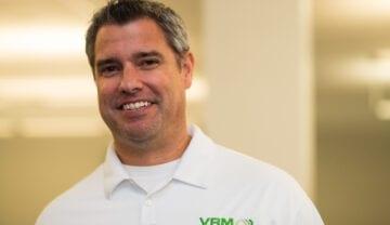 Jared Scroggins, VRM Mortgage Services employee