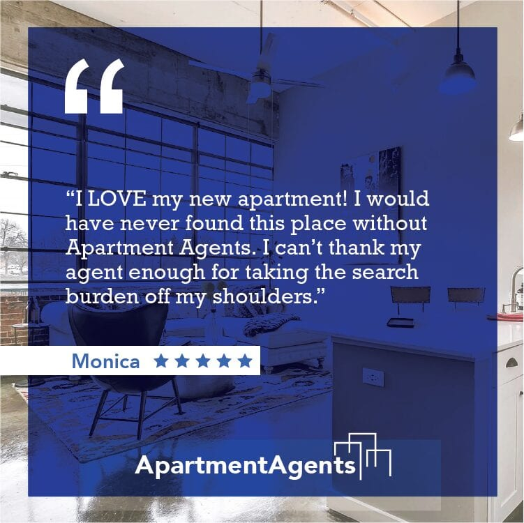 Apartment Agents Testimonial