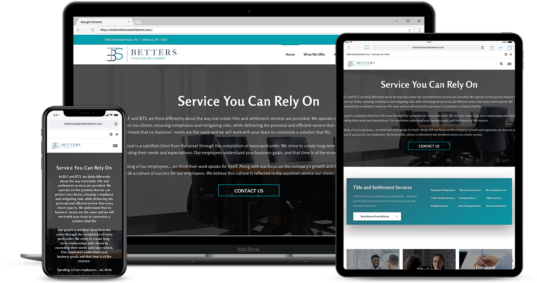 Betters Title and Settlement