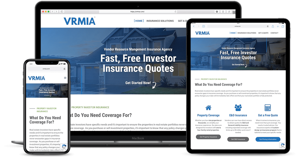 vendor resource management insurance agency (vrmia)